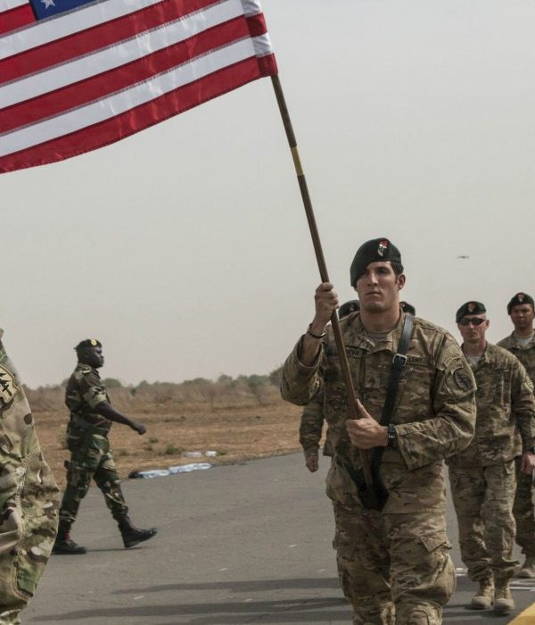 US Special Operations troop deployments in Africa surged in 2016